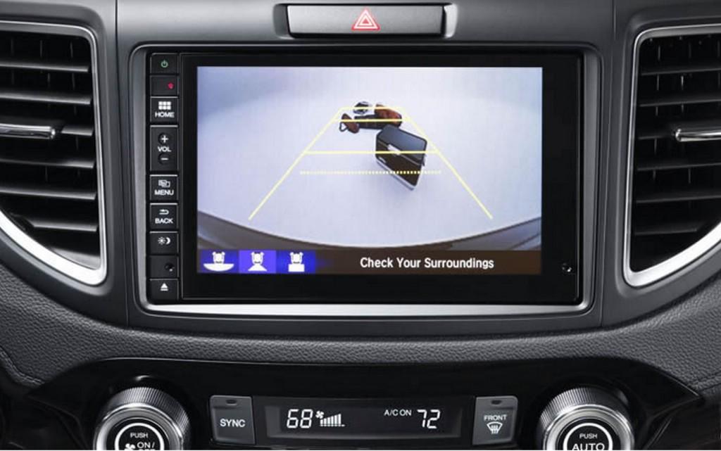 2015 Honda CR-V safety
