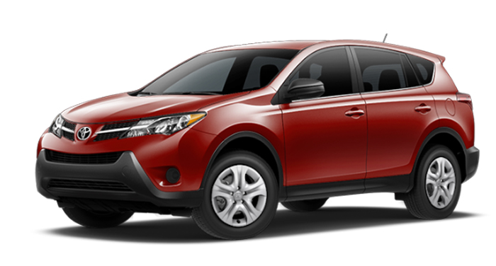 Compare 2014 rav4 to 2015 rav 4 autos post for Honda crv vs toyota rav4 2014