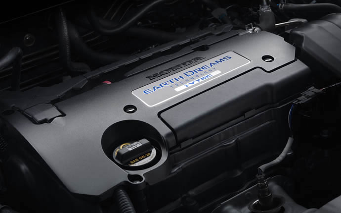 2015 Honda CR-V engine