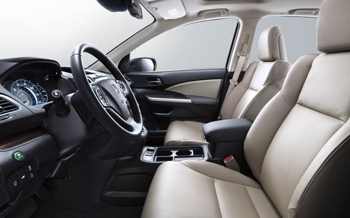 2015 Honda CR-V Interior