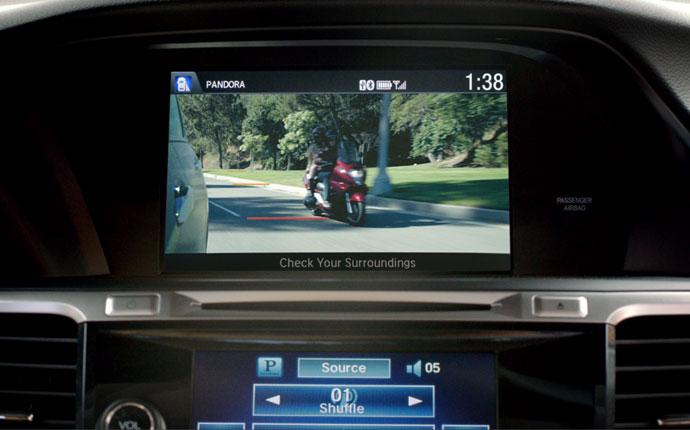 2015 Honda Accord Hybrid Safety