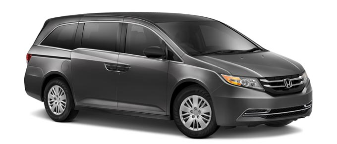 Trim Levels And Price. 2015 Honda Odyssey