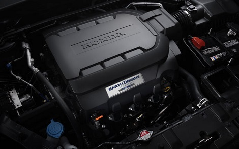 2015 Honda Accord Sedan Engine