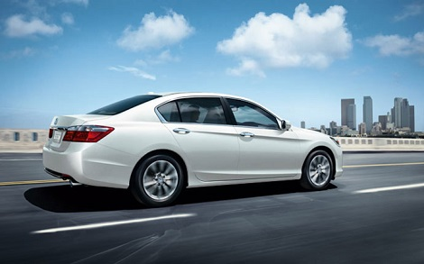 2015 Honda Accord Sedan Safety