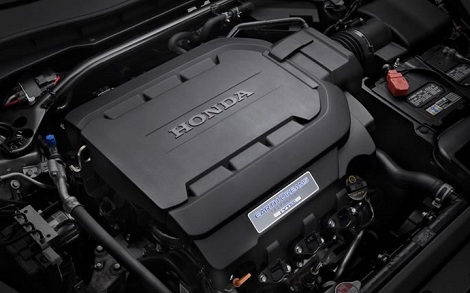 2015 Honda Crosstour 3.5-liter i-VTEC® V-6 engine