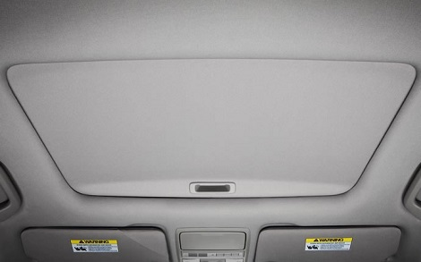 2015 Honda Crosstour Power Moonroof