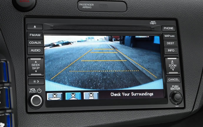 2015 CR-Z Rearview Camera