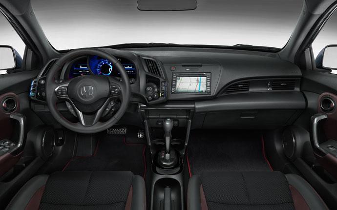 2015 Honda CR-Z Interior Cabin