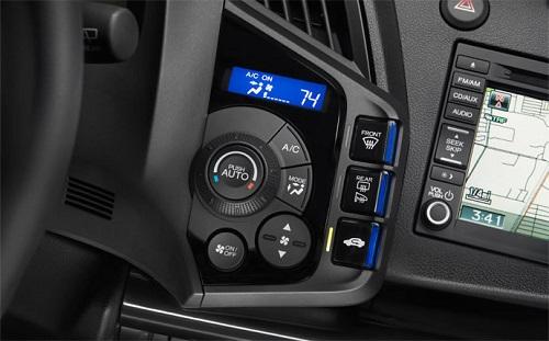Honda CR-Z Climate Control