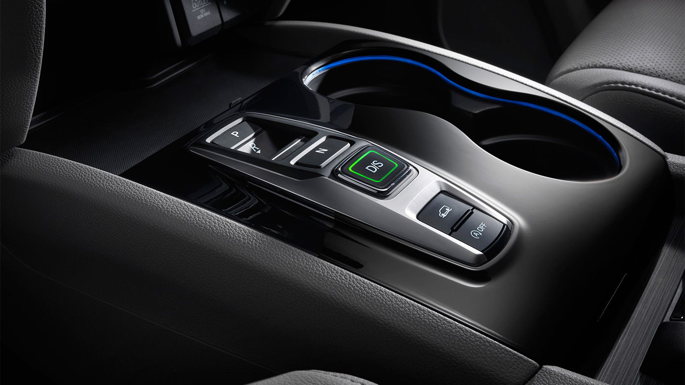 2016 Honda Pilot Transmission