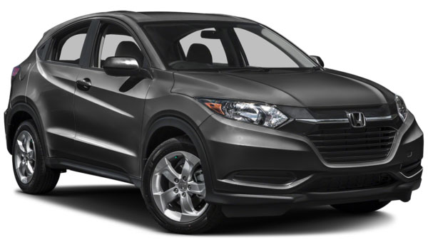 2016 Honda HR-V safety