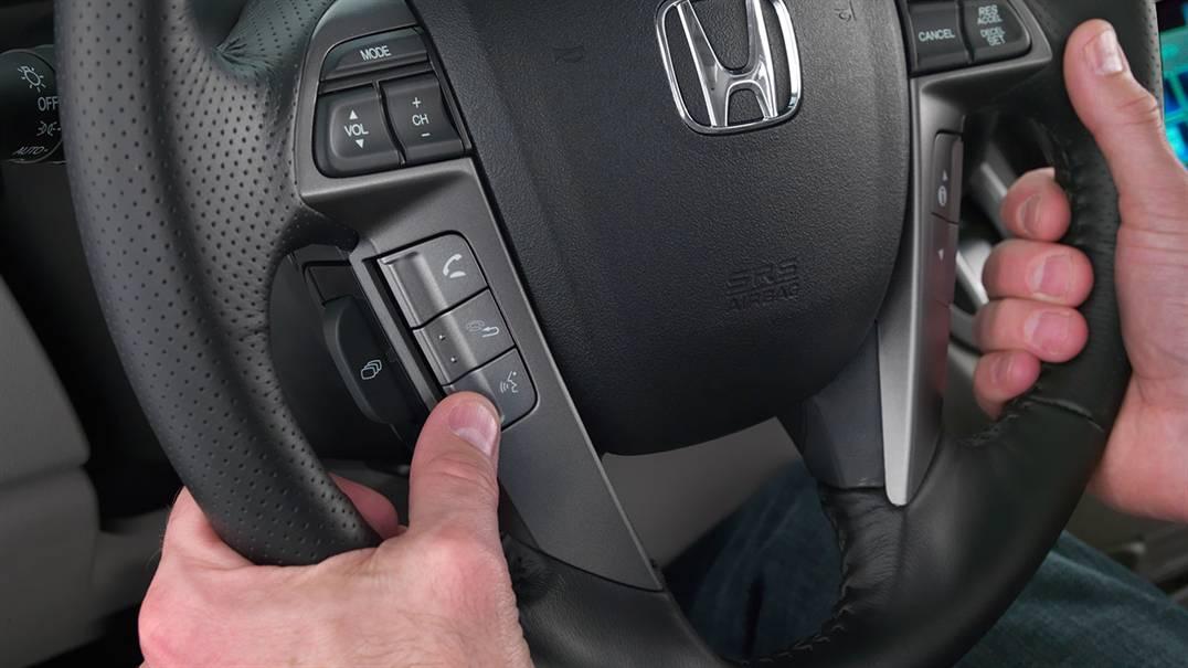 2016 Honda Odyssey Bluetooth