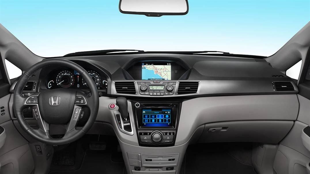 2016 Honda Odyssey Interior Cabin Dash