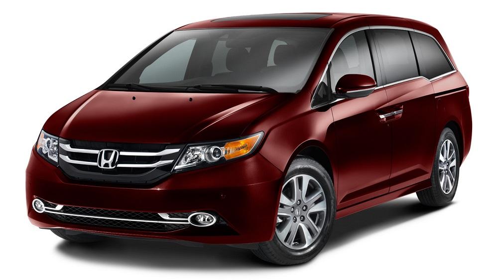 2016 Honda Odyssey safety