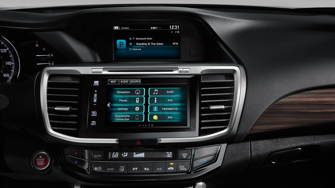 2016 Honda Accord Touchscreen