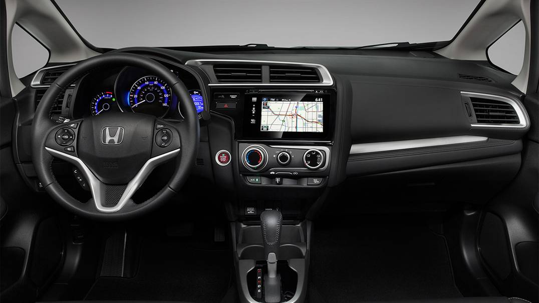 2016 Honda Fit Interior Dash