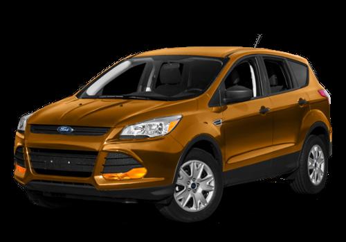 2016 Honda CR V. Orange Ford Escape