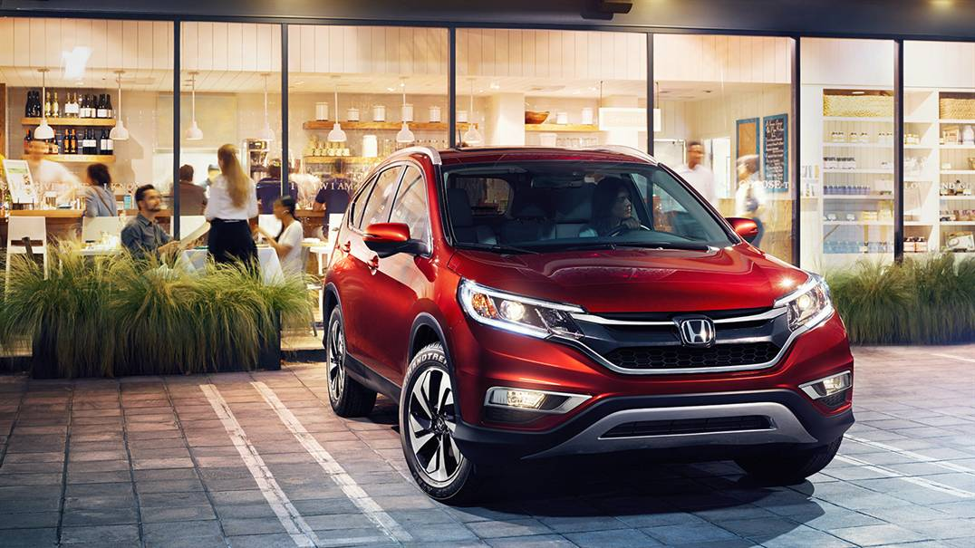 Perfect 2016 Honda CR V Exterior