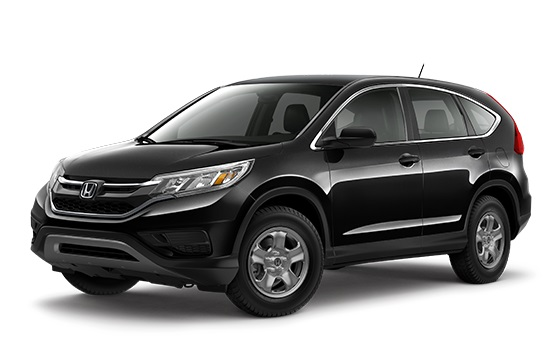 2016 Honda CR-V vs. 2016 Honda HR-V | Middletown Honda
