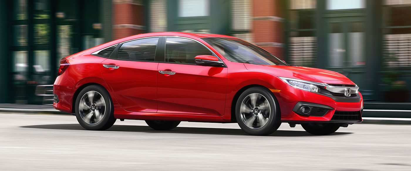 honda civic sedan   refined classic