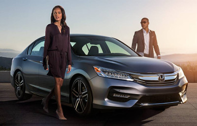 2016 Honda Accord Exterior View