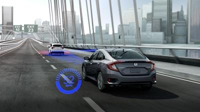 2016 Honda Civic Adaptive Cruise Control