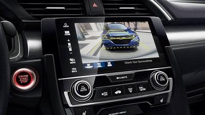 2016 Honda Civic Rearview Camera