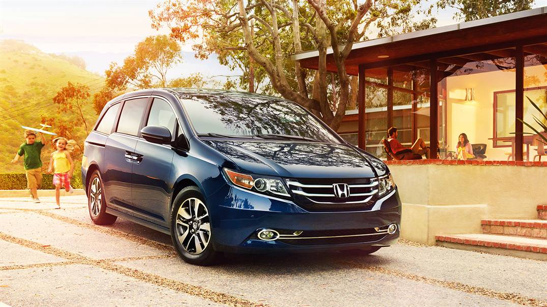 Amazing 2016 Honda Odyssey