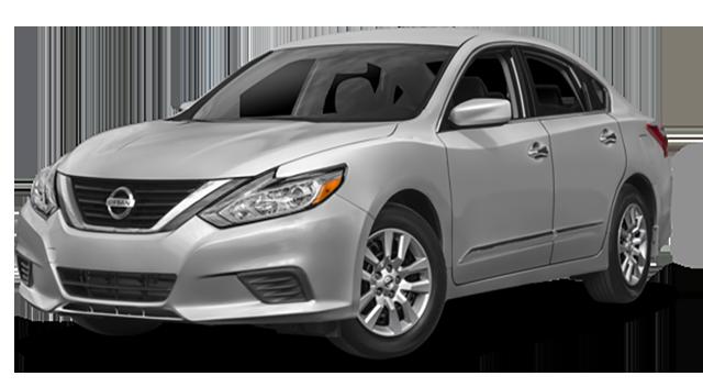 2017 Nissan Altima Silver