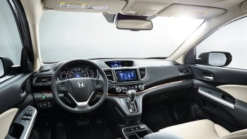 2016 Honda CR-V Front Interior (Custom)