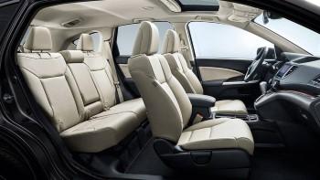 2016 Honda CR-V Seats (Custom)