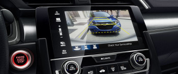 2017 Honda Civic Camera