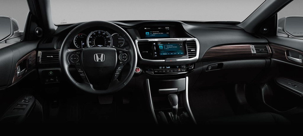 2017 accord sedan dashboard