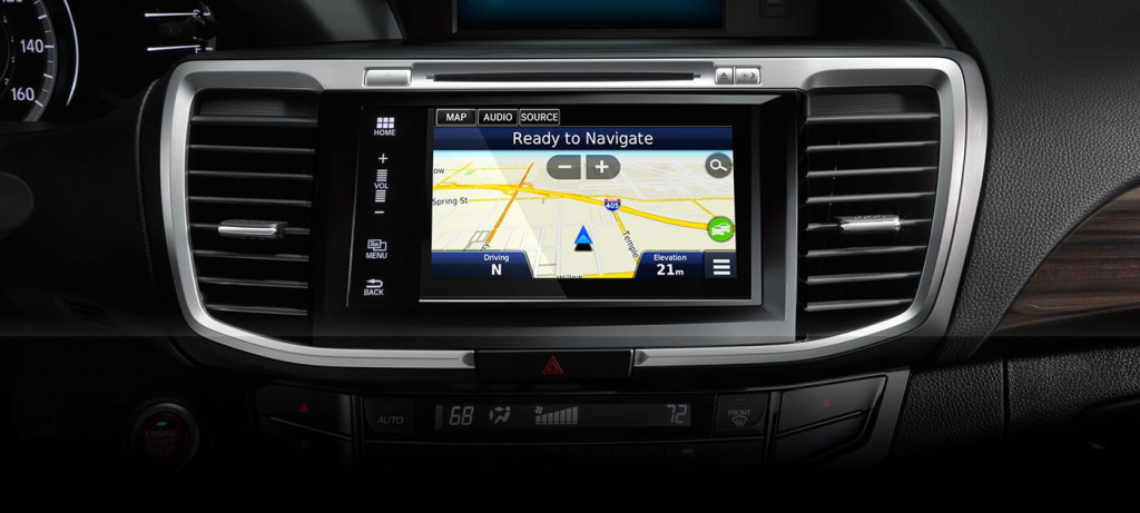2017 accord sedan navigation