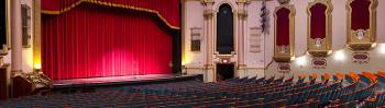 Paramount theatre stage