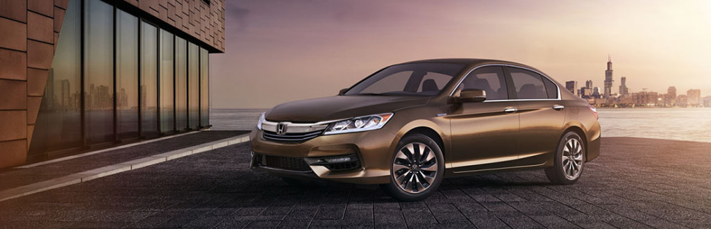 2017 Honda Accord Hybrid Sunset