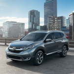 2017 Honda CR-V Parked