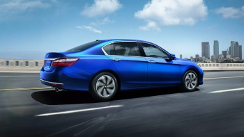 2016 Honda Accord Blue