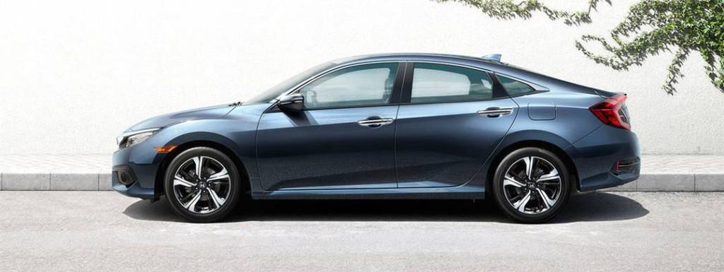 Honda Civic Side