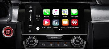 2017 Honda Civic Hatch Touchscreen