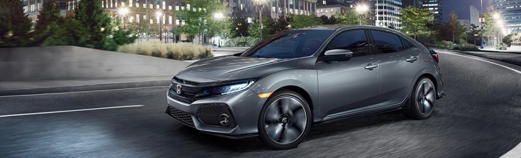 2017 Honda Civic Hatch City