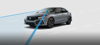 2017 Honda Civic Hatch Sensing