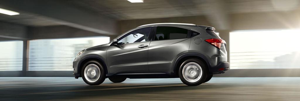 2017 Honda HR-V Driving
