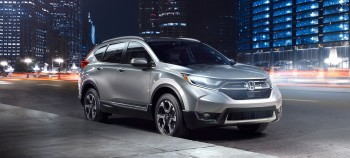 2017 Honda CR-V Night