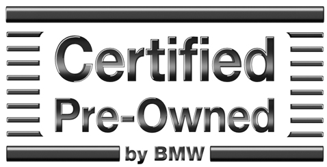 Certified Pre Owned BMW Logo