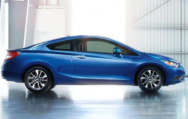 2013 Honda Civic Coupe