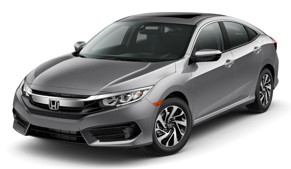 The 2016 Honda Civic vs The 2016 Subaru Impreza