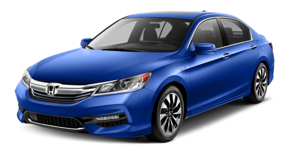 The 2017 honda accord hybrid vs the 2017 toyota camry hybrid for Motor werks honda coupons