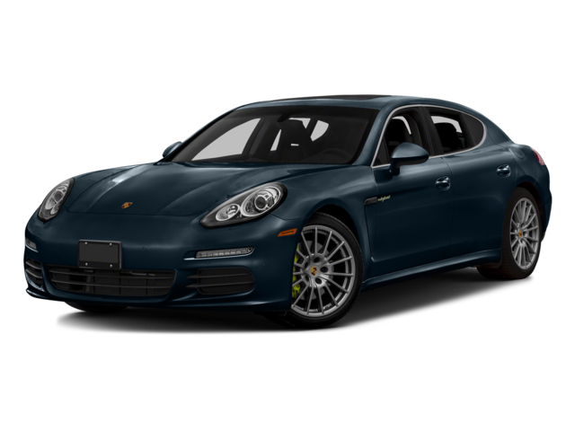 2016 Porsche Panamera Hybrid