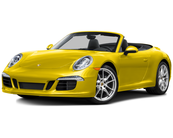 2016 Porsche 911 Cabriolet Carrera S